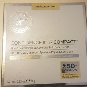 Confidence in a Compact